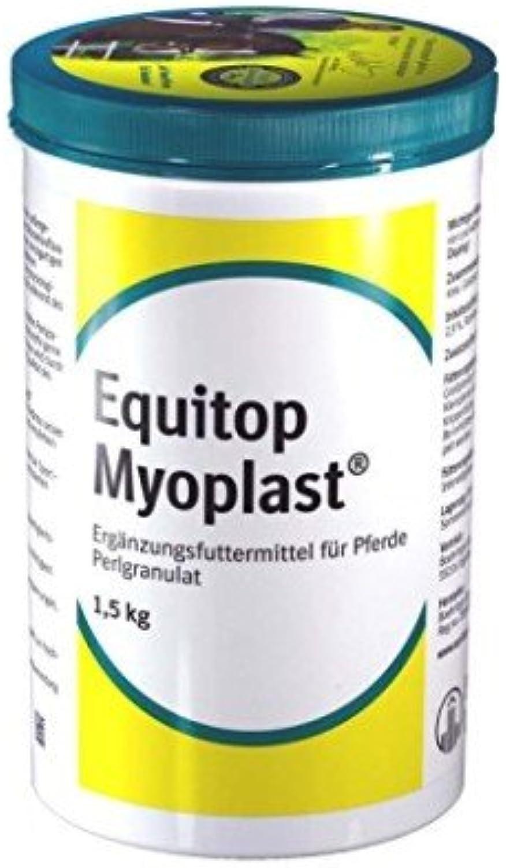 Boehringer Ingelheim Equitop Myoplast Horse Muscle Supplement x Size  1.5 Kg