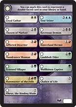 Magic: the Gathering - Dark Ascension Checklist Card - Dark Ascension