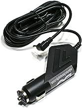 EDO Tech 10 ft Car Charger Power Cable Cord for Cobra CDR 840 Drive & SECURITYMAN Carcam-SD HD DashCam DVR