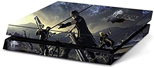 Final Fantasy XV FFXV FF15 Limited Edition Game Skin for Sony Playstation 4 PS4 Console 100% Satisfaction Guarantee!