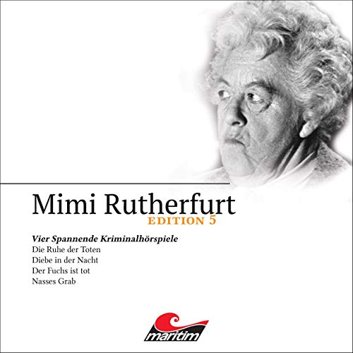 Mimi Rutherfurt Edition 5 cover art