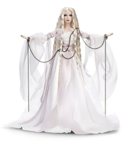 Barbie Collector # W7819 Haunted Ghost