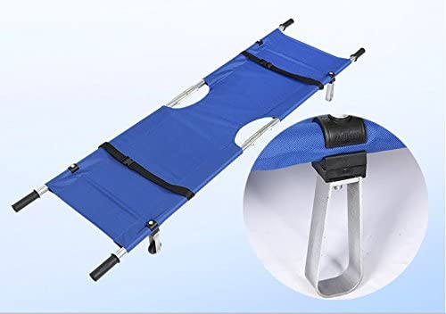 Aluminum shipfree alloy Folding Stretcher Ambulance Patients Parame for Free shipping anywhere in the nation