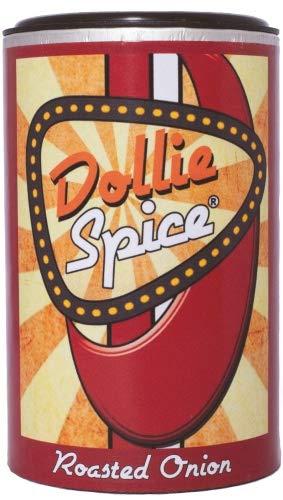 Dollie Spice Roasted Onion, 120g Dose Gewürze von Dollie Sauce