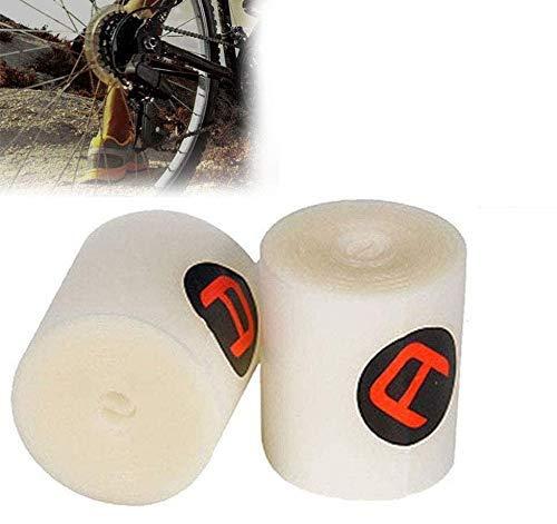 """GWL Bicicleta neumático Forro, 1 Pair Cinta de Neumáticos para Bicicletas, Anti-pinchazos Protector Antipinchazos para Neumáticos de Bicicleta,Cinta de Llanta Bici MTB Accesorios de Ciclicismo (27.5"""")"""