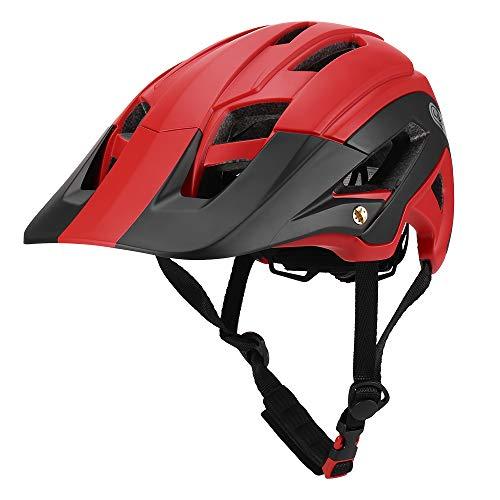 LIXADA 自転車ヘルメット 超軽量 高剛性 16穴 サイズ調整 頭守る 男女兼用 頭囲56-62�p 通学 スキー 登山 バイク スケートボードなど適用