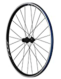 SHIMANO WHRS100R Piezas de Bicicleta, Unisex, estándar, Rear 700C-Clincher