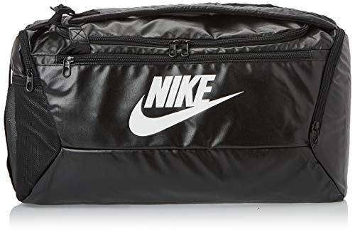 Nike INTERNATIONAL NK BRSLA BKPK DUFF, Black/Whit