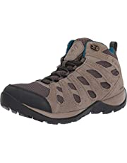 Columbia Redmond V2 Mid, Scarponcini da Hiking Impermeabili Donna