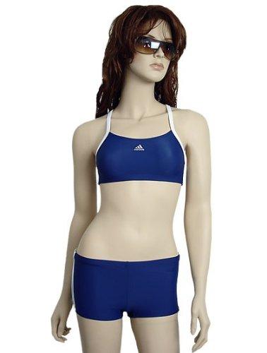 Adidas INF. 3SA Young Bikini Blau