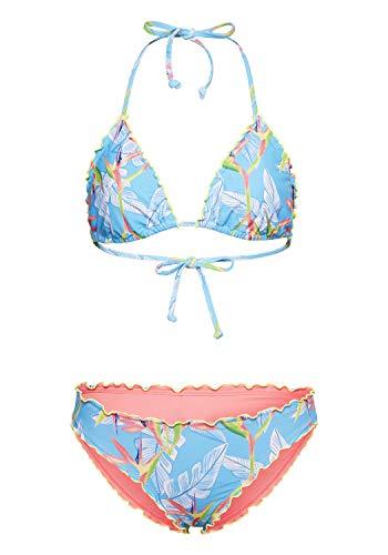Chiemsee Woman Parte Superiore del Bikini, Colore Chiaro Bianco, M Donna
