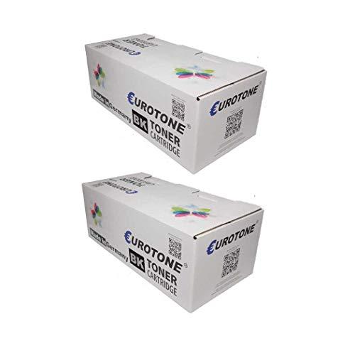 2X Müller Printware Toner für Oki C 910 dm DN n ersetzt 44036024 Black Schwarz Cartridges Druckerpatronen