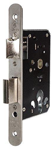 Lince 580350R Cerradura, Plata, 50 mm