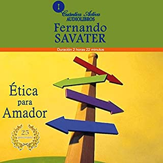 Etica para Amador [Ethics for Amador] audiobook cover art