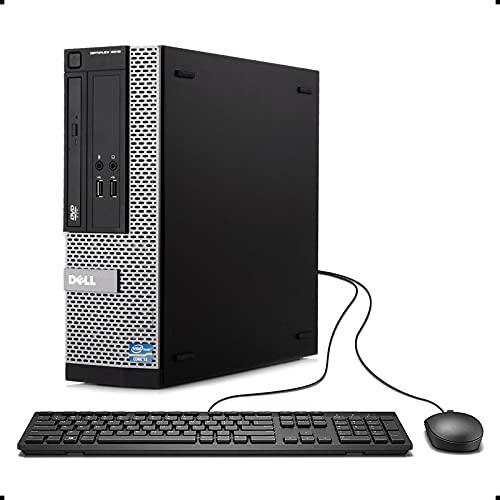 DELL Optiplex 3010 Desktop PC - Intel Core i3-3220 3.1GHz 8GB 250GB DVD Windows 10 Professional (Renewed)']
