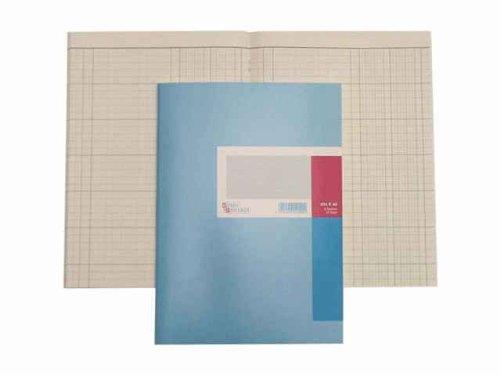 Spaltenbuch A4 Kartonheft 2 Spalten 40 Blatt 614K40