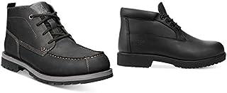 حذاء Timberland Grantly Mountain Chukka للرجال أسود