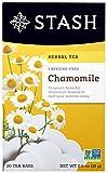 Stash Tea Chamomile Caffeine Free Herbal Tea, 20 Sobres
