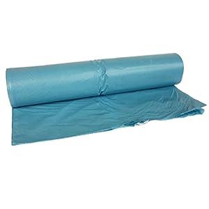 Basura de 120/L resistente 40//μ /Bolsas de basura XXL Bolsas de basura de bolsas de basura con cord/ón tipo 925/|/ LDPE perfecta eliminaci/ón de basura gewerb 25/rollo 1000/x 700/mm