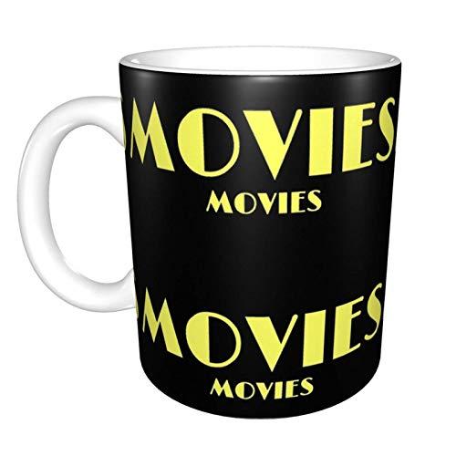 Hdadwy Nexus 6 - Blade Runner - Tyrell Home Taza de té de cerámica para oficina Taza de café de 10 onzas