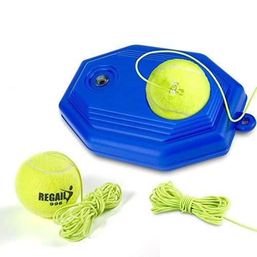 Entrenador de Pelota de Tenis Bola de Rebote Entrenamiento de Tenis Práctica para Niños Principiante