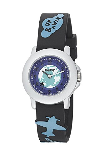 Esprit Jungen-Armbanduhr up & Away Analog Plastik A.ES103454007