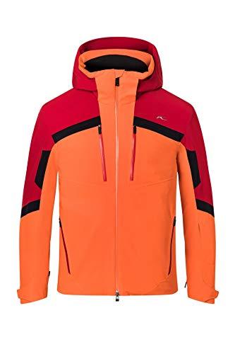 Lasse Kjus Men Speed Reader Jacket orange - 54