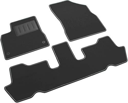 SPRINT00609 - Alfombrillas, alfombra antideslizante, color negro