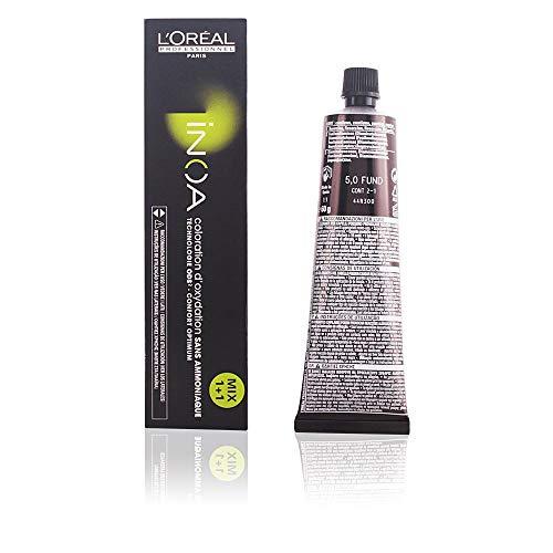 L\'Oréal Professionnel Inoa 5,0 Hellbraun Intensiv, 60 ml