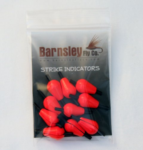 Barnsley Fly Fishing Strike Indicators - 10 Pieces