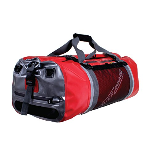 Overboard, Borsa, Rosso (rot - rot), 60 l