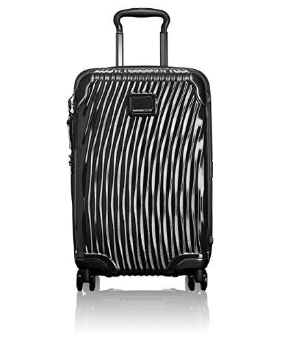 TUMI - Latitude International Hardside Carry-On Luggage - 22 Inch Rolling Suitcase for Men and Women - Black