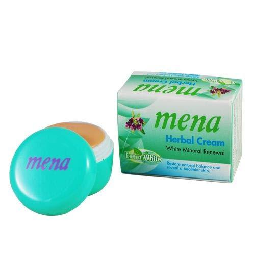 Mena Herbal White Mineral Renewal Day Cream