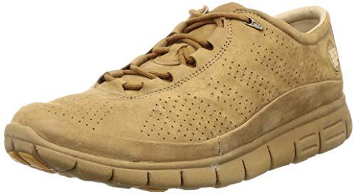 Woodland Men's Camel Leather Sneaker-10 UK (44 EU) (11 US) (GC 3017118)