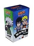 Toynami Naruto Shippuden Mininja Figurines Blind Box Series 1, (1 figurine) 4Inch Tall, Multicolor