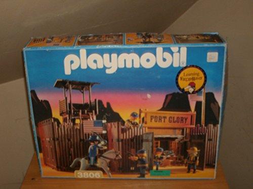 Playmobil 3806 Western Fort Glory