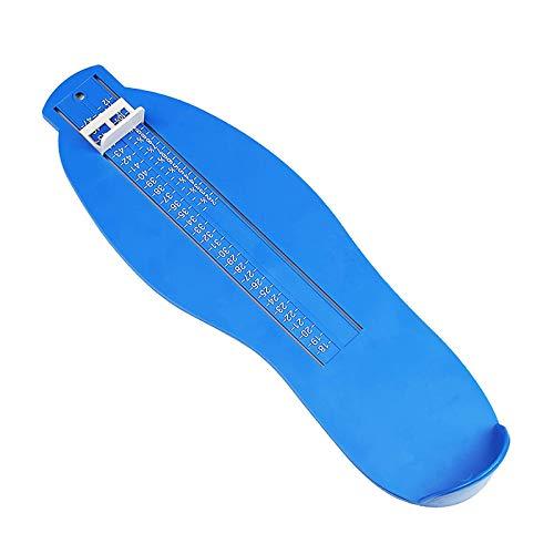 Yicare Pédimètre Adulte et Enfants - Pointure Chaussure Mesurer Pied Dispositif de Mesure pour Déterminer la Pointure 18 à 47