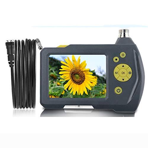 LJYNKJ Digitales Industrie Endoskop Videoscope Endoskop mit wasserdichter IP67-Kameraprüfung 4,3-Zoll-Farbbildschirm-LCD (3 Meter)