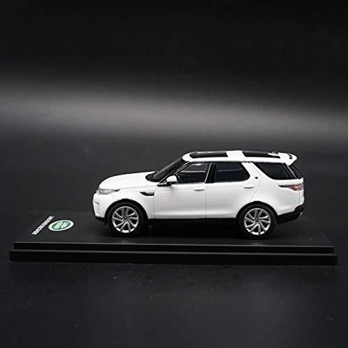 XIUYU Auto-Modell Model Car 1/43 Land Rover Land Rover-Detektor 5 Simulation Legierung Original-Sport-Auto-Modell-Kinderspielzeug Dekoration Kollektion Geschenke Ferien hsvbkwm