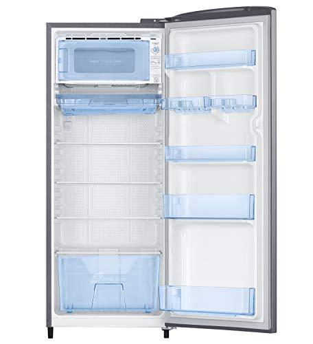 Samsung 230 L 3 Star Inverter Single Door Refrigerator (RR24A2Y2YS8/NL, Elegant Inox) 2
