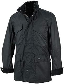 【アウトレット】 バブアー Barbour M ジャケット Jacket オイルコットン ジャケット MWX0513NY51M ブラック [並行輸入品]