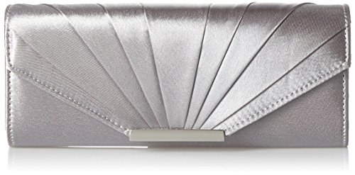 Picard Damen Scala Umhängetasche, Silber (Silber), 3x10x23 cm