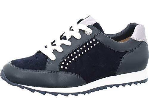 Hassia Sneaker bequem Größe 37.5 EU Blau (blau)