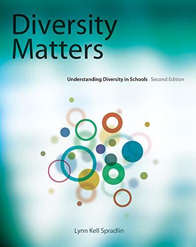 Diversity Matters: Understanding Diversity in Schools (What's New in Education)
