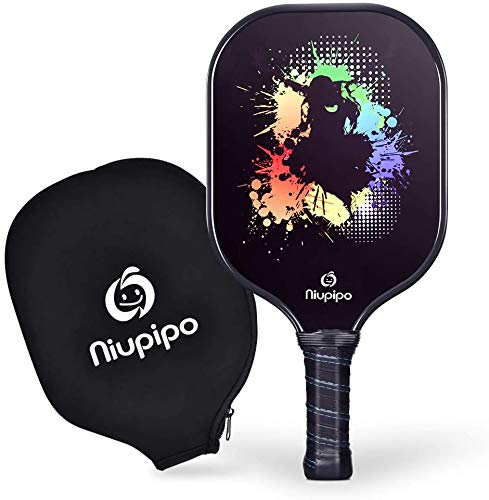 USAPA-Approved Graphite Pickleball Racket