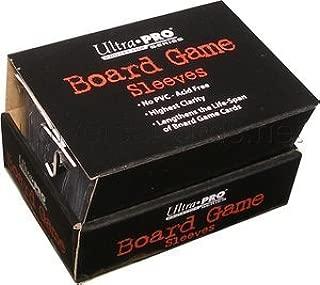 Ultra Pro Board Game Sleeves - Mini American [41mm x 63mm]