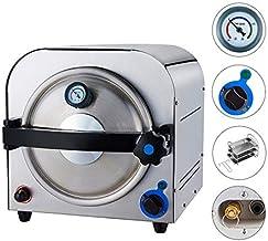 Alkita 14L High Pressure Steam Autoclave Sterilizer Lab Equipment 110V Class N TR250E