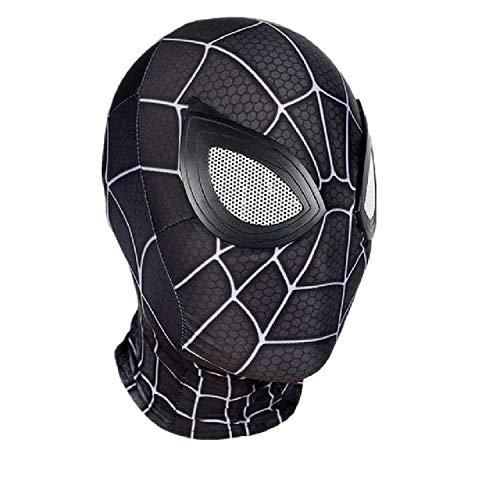 QWEASZER - Masken in Spiderman C, Größe OneSize