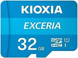 Kioxia EXCERIA microSD 32GB UHS1 R100