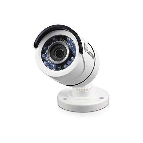 SWANN Cameras Surveillance System, White (SWPRO-T853CAM-US) PRO-T853 - 1080P Multi-Purpose Day/Night Security Camera - Night Vision 100ft / 30m